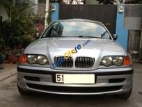 Bán xe cũ BMW 3 Series 318i đời 2003, màu bạc số tự động