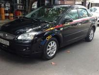 Cần bán xe cũ Ford Focus 1.8 đời 2007, màu đen