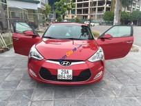 Bán xe Hyundai Veloster 1.6 AT năm 2011, màu đỏ, nhập khẩu, giá 585tr