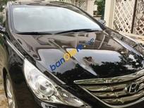 Bán Hyundai Sonata AT đời 2011, màu đen