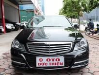 Mercedes C250 đời 2013, màu đen, cực mới