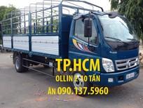 TP. HCM: Thaco Ollin 700 7 tấn sản xuất mới, màu trắng, giá tốt