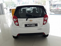 Chevrolet Spark Duo 2016, màu trắng