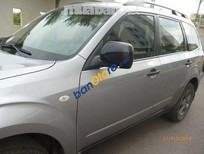 Cần bán xe cũ Subaru Forester đời 2010, màu bạc, xe nhập