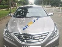Bán Hyundai Sonata 2.0 AT đời 2011, màu xám, nhập khẩu