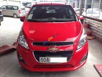 Bán xe Chevrolet Spark LTZ đời 2014, màu đỏ, giá chỉ 342 triệu