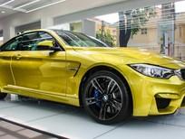 Bán BMW M4 2016, màu vàng, nhập khẩu, tặng trươc bạ!