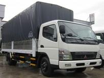 Bán xe tải Mitsu Fuso 1T9 ( Mitsu 1.9 Tấn) xe mới 2016, màu bạc