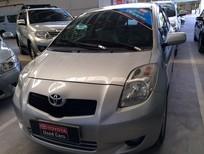 Cần bán Toyota Yaris 2008, màu bạc, nhập khẩu