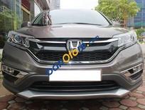 Bán ô tô Honda CR V 2.4AT đời 2015, màu xám