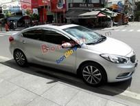 Bán Kia K3 2.0AT đời 2014, màu bạc chính chủ, giá chỉ 695 triệu