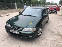 Bán ô tô Nissan Primera 2.0 đời 1998, màu xanh lam số tự động