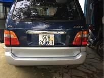 Bán xe cũ Toyota Zace GL 2002 xe gia đình, 280tr