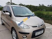 Bán xe Hyundai i10 1.2AT đời 2010 giá cạnh tranh