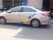 Cần bán gấp Toyota Vios G đời 2014, nhập khẩu