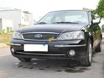 Cần bán xe Ford Laser AT đời 2007, màu đen số tự động