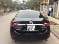 Bán xe cũ Mazda 6 2.5 đời 2015, màu đen số tự động