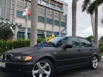 Bán ô tô BMW 318i đời 2003, màu đen, nhập khẩu chính hãng