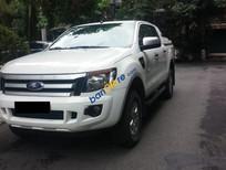 Cần bán Ford Ranger XLS AT đời 2014, màu trắng, nhập khẩu chính hãng
