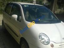 Cần bán gấp Daewoo Matiz đời 2003, màu trắng như mới giá cạnh tranh