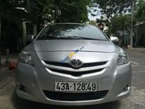 Bán xe cũ Toyota Vios limo đời 2009, màu bạc chính chủ, giá chỉ 297 triệu