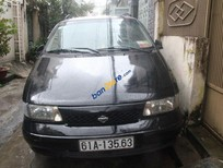 Bán Nissan Quest đời 1995, màu đen, nhập khẩu