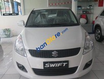 Bán Suzuki Swift AT đời 2016, màu trắng, giá tốt