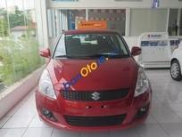 Cần bán xe Suzuki Swift AT đời 2016, màu đỏ