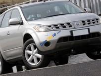 Bán xe Nissan Murano 3.5L đời 2005, màu bạc, nhập khẩu chính hãng, giá 739tr