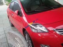 Cần bán gấp Toyota Vios sản xuất 2012, màu đỏ số tự động