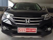 Honda CRV 2.4AT 2013 màu đen