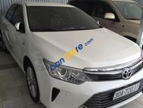 Bán Toyota Camry 2.5G đời 2015, màu trắng