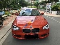 Bán BMW 1 Series 116i 1.6 AT sản xuất 2013, màu đỏ, nhập khẩu nguyên chiếc, giá chỉ 950 triệu