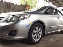 Bán Toyota Corolla Altis G năm 2009, màu bạc như mới, giá chỉ 505 triệu