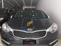 Bán xe Kia K3 sản xuất 2014, màu đen, giá tốt