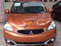 Bán Mitsubishi Mirage CVT model 2017, nhập Thái, khuyến mãi tốt, trả góp, giao ngay, giá từ 413tr