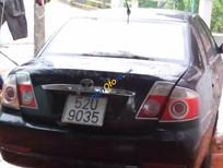 Cần bán xe cũ Lifan 520 1.3 đời 2008, màu đen