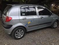 Cần bán xe cũ Hyundai Click đời 2008, màu bạc, nhập khẩu Hàn Quốc giá cạnh tranh