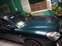 Cần bán lại xe Daewoo Nubira II CDX 2.0 đời 2001, màu xanh lục, nhập khẩu nguyên chiếc, chính chủ
