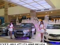 Cần bán xe Mitsubishi Mirage đời 2017, màu trắng, nhập khẩu nguyên chiếc,