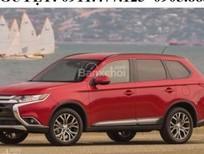 Cần bán xe Mitsubishi Outlander đời 2016, màu đỏ, nhập khẩu chính hãng