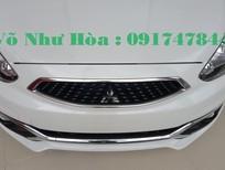 Bán xe Mitsubishi Mirage sản xuất 2017, màu trắng, nhập khẩu nguyên chiếc. Liên Hệ : Võ Như Hòa 0917478445