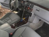 Bán Mercedes E240 đời 2002, màu đen, nhập khẩu
