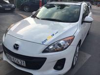 Cần bán gấp Mazda 3 đời 2012, màu trắng như mới