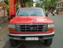 Bán Ford F 250 sản xuất 1997, màu đỏ, nhập khẩu