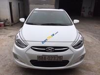 Bán Hyundai Accent Blue đời 2014, màu trắng