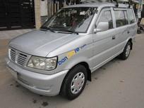 Bán xe cũ Mitsubishi Jolie 2.0 đời 2004, màu bạc còn mới, giá chỉ 198 triệu
