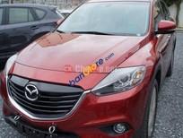 Bán Mazda CX 9 đời 2015, màu đỏ, nhập khẩu xe gia đình