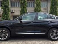 Bán xe BMW X4 2017, màu đen, nhập khẩu nguyên chiếc, ưu đãi lớn