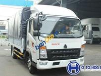 Bán xe tải Cửu Long TMT máy Isuzu trả góp giá tốt